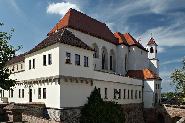 Brünn Burg-Spielberg