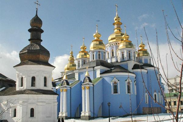 Kiew - St. Michael's Kathedrale