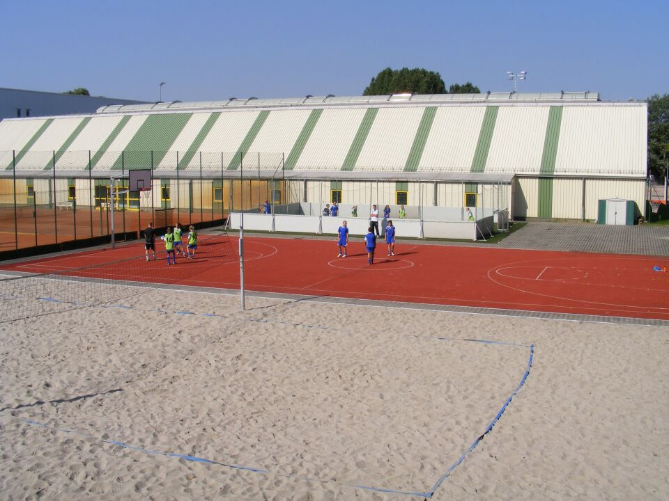 Sportschule Leipzig