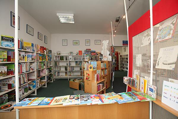 Bibliothek Böhlitz-Ehrenberg - Kinderbibliothek