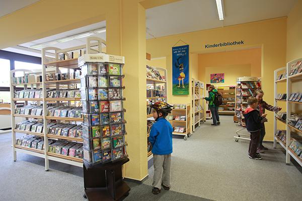 Bibliothek Grünau-Mitte - Kinderbibliothek