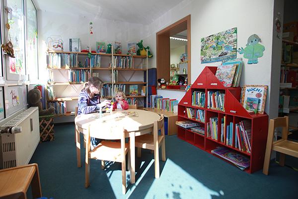 Bibliothek Paunsdorf - Kinderbibliothek