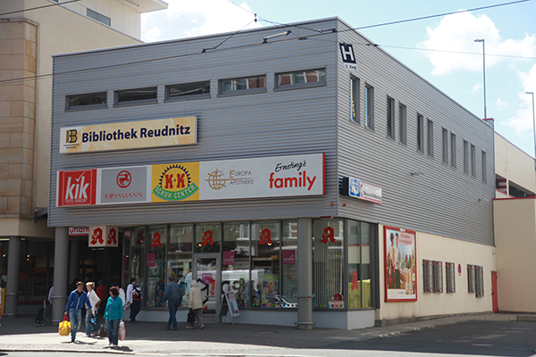 Bibliothek Reudnitz