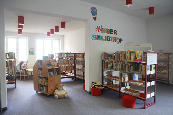 Bibliothek Südvorstadt - Kinderbibliothek