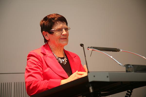 Festrednerin Prof. Rita Süssmuth